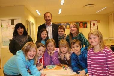 10.000 kroner til Norges beste 5. klasse - Lenvik kommune | Skolebibliotek | Scoop.it