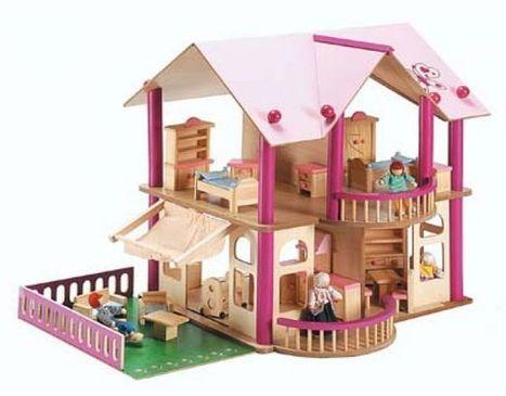 Alla Rocca Borromeo, in mostra le case di bambola | Architettura, design, arredamento: le case più belle - LIVING INSIDE | Scoop.it