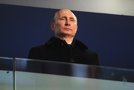 Poll: Putin Stronger Leader Than Obama | Business Video Directory | Scoop.it