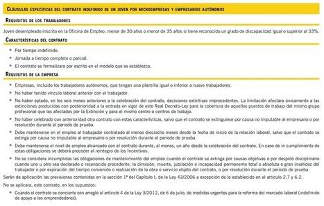 Un contrato tras las prácticas | TIC-TAC_aal66 | Scoop.it