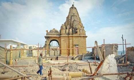 Varun Dev temple being restored | Heritage in danger (illicit traffic, emergencies, restitutions)-Patrimoine en danger | Scoop.it