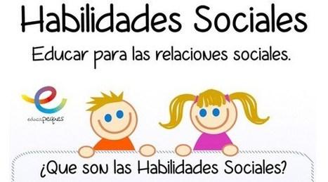 Infografía: Habilidades sociales en los niños | Recull diari | Scoop.it
