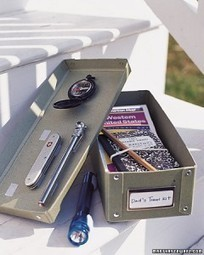 Make Your Own Road Trip Kit - Green Living History | Archaeology Tools | Scoop.it