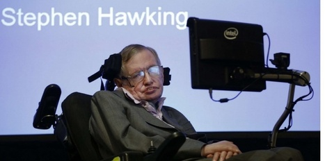 "Hawking : ""L'intelligence artificielle pourrait signer la fin de l'humanité"" 