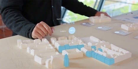"""""""Thermal Touch"""" By Metaio Turns Everything into Touchscreen 