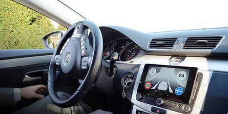 La voiture autonome sans GPS | Ressources pour la Technologie au College | Scoop.it