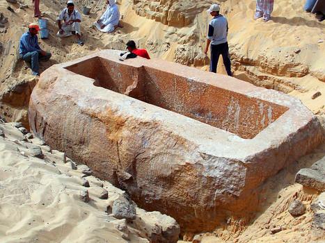 Le pharaon d'Abydos perdu et retrouvé | Merveilles - Marvels | Scoop.it