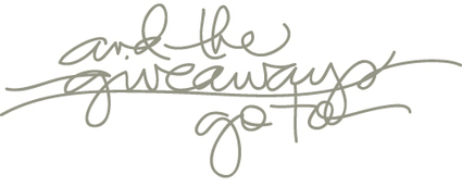 And the giveaways go to… | Ali Edwards | Mom bloggers | Scoop.it