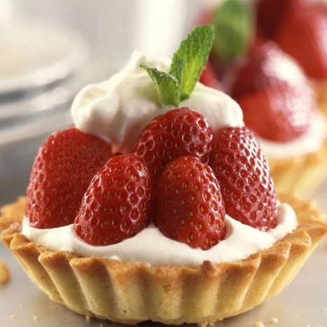 Cream Cheese Tarts Recipe | CLOVER ENTERPRISES ''THE ENTERTAINMENT OF CHOICE'' | Scoop.it