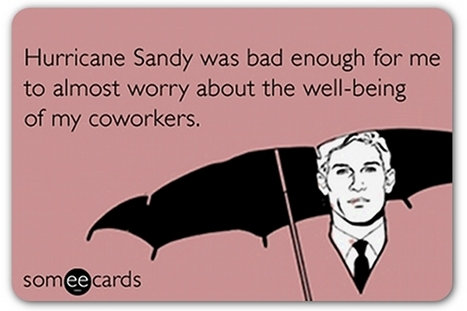 Organizations struggle to reach employees during Sandy | PR Daily | Public Relations & Social Media Insight | Scoop.it