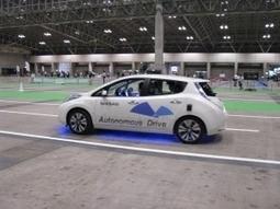 Nissan's Autonomous Car: A Test Drive | Technology in Business Today | Scoop.it