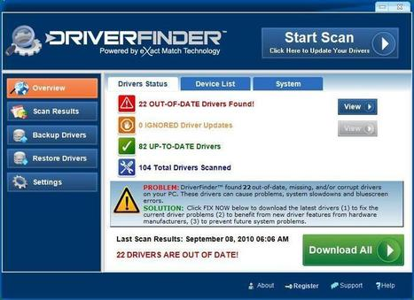 Driver Finder Pro Review – Find Compatible and Up To Date Drivers Fast and Easy   Kodulehe valmistamine soodsa hinnaga - kodulehtede tegemine, e poe loomine   Soft   Scoop.it