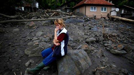 Worries Turn to Disease as Waters Recede in Balkans | Gov & Law Madison | Scoop.it