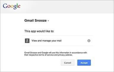 Google Apps Developer Blog: An update to authorization in Apps Script | Google Apps Script | Scoop.it