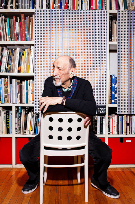 Milton Glaser Branches Out into Product Design | What's new in Visual Communication? | Scoop.it