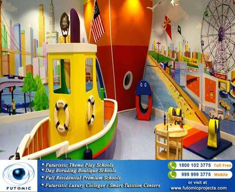 Fully Managed Educational Project Consultants in India   High ROI Turnkey Projects   Scoop.it