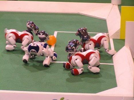 CNRS   robots   Scoop.it
