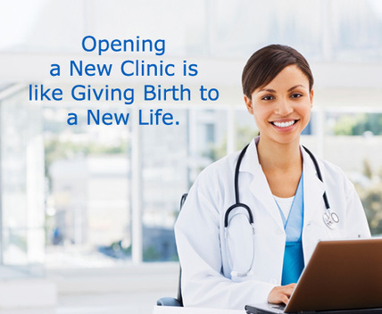 Opening a New Clinic is Like Giving Birth to a New Life   Latest Updates about Medical Billing   Better Chance   Scoop.it
