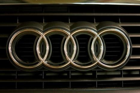 VW's Audi says emissions, Takata costs weigh down profitability | Business Video Directory | Scoop.it