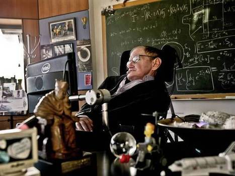 Stephen Hawking: AI could be the end of humanity | Transhumanism Network | Scoop.it