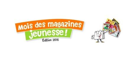 Des magazines jeunesse à découvrir gratuitement en mars | Applications éducatives & tablettes tactiles | Scoop.it