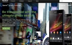 Social Media Campaign Review: Sony Xperia Z Launch #bestofSony | Social Media and TV | Scoop.it