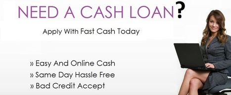 Same Day Payday Loans Immediate Financial Support   Money , Business and Education   Scoop.it