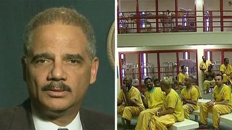 Federal prosecutors balk at Holder push to reduce drug sentences | SocialAction2015 | Scoop.it