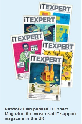 IT expert magazine by Network fish | IT support Services | Scoop.it