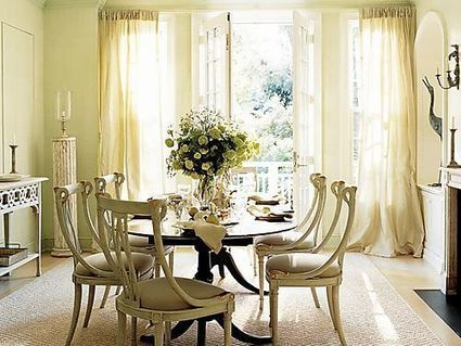 Jennifer Adams Design Tips and Trends: Lovely French Chairs | Designing Interiors | Scoop.it