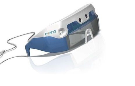 Evena - Eeyes on Glasses can see under your skin | Digital | Scoop.it