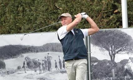 Golf: Jean-François Remésy a replongé dans la vie normale - Var-Matin | actualité golf - golf des vigiers | Scoop.it