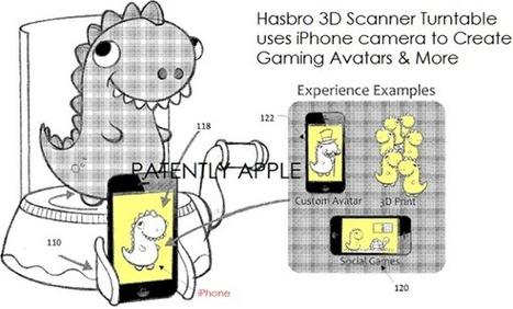 Hasbro propose un scanner 3D pour les enfants | FabLab - DIY - 3D printing- Maker | Scoop.it