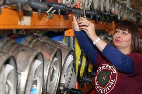 New Ladies That Beer group proving that ale is not just for the blokes | International Beer News | Scoop.it