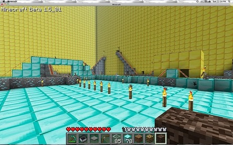 Between the By-Road and the Main Road: Self-Directed & Collaborative Learning via Minecraft | Alternative education | Scoop.it