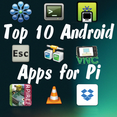 Top Ten Android Apps for use with Raspberry Pi | Differentiation Strategies | Scoop.it