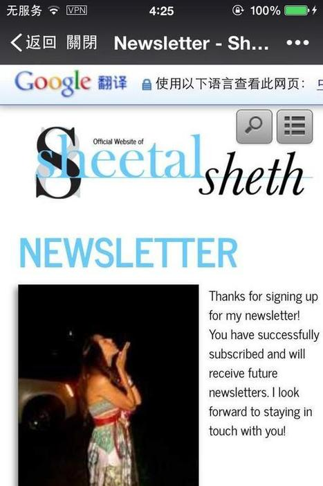 Tweet from @BetsyyDu | Sheetal Sheth | Scoop.it