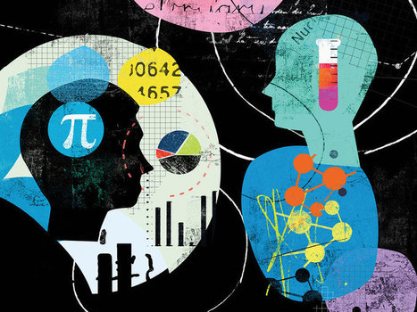 When Blind People Do Algebra, The Brain's Visual Areas Light Up | Amazing Science | Scoop.it