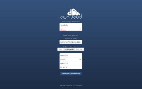 RaspbianFrance : OwnCloud, votre cloud à la maison sur votre Raspberry Pi ! | Actualités de l'open source | Scoop.it