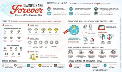 Diamonds Are Forever: Process of a Diamond Ring | Engagement Rings | Scoop.it