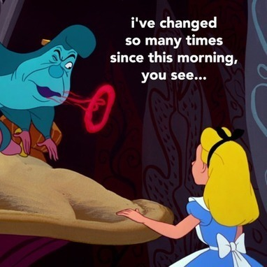 6 self-love lessons from alice in wonderland (part II) | All About Coaching | Scoop.it