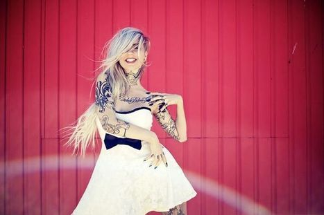 Inked Girls Gallery 139 - The Long Sien Edition With Sara Fabel | Inked Girls | Scoop.it