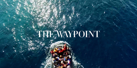 The Waypoint: Journey alongside refugees through Lesbos, the gateway to a new life | SportonRadio | Scoop.it