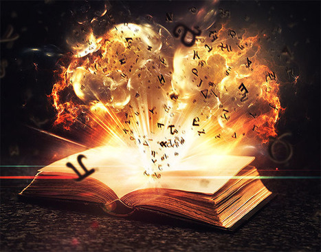 Le livre Magique avec Photoshop [Tuto] | Time to Learn | Scoop.it