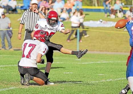 PJ Killmartin has quietly been one of the most consistent Red Raiders this season - Torrington Register Citizen | Aftermath in Torrington | Scoop.it