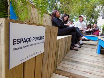 São Paulo Transforms Parklets into Public Policy | São Paulo, figurações em filme e vídeo. | Scoop.it
