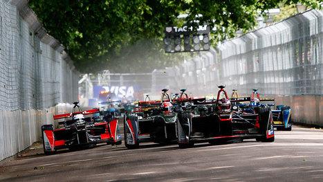 Formula E Roborace vai por carros sem condutor a competir | Heron | Scoop.it