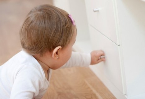10 Easy Tips to Keep Your House Safe for Babies and Toddlers | personal protection | Scoop.it