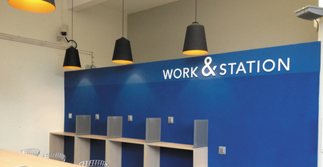 La SNCF crée 'Work and station' | Aménagement des espaces de vie | Scoop.it