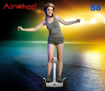 To Create A New Travelling Era With Smart Airwheel S8 Mini 2-Wheeled Electric Scooter | Press Release | Scoop.it